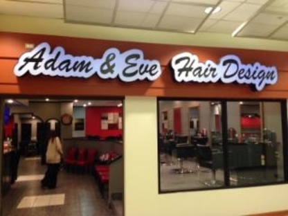 Adam & Eve Hair Design Beddington - Eyebrow Threading - 403-275-6566
