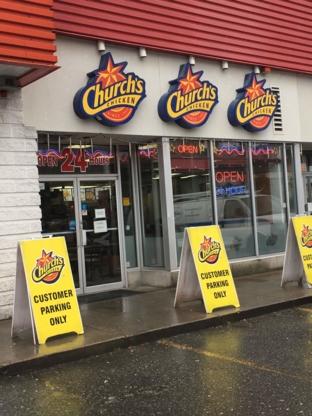Church's Chicken - Rotisseries & Chicken Restaurants - 604-291-9137