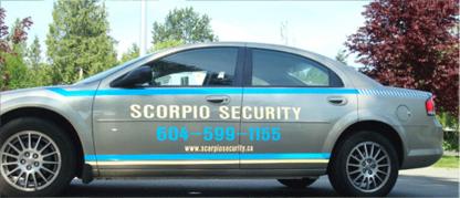 Scorpio Security Inc - Security Control Systems & Equipment