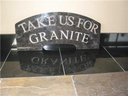 Take Us For Granite - Marble - 905-387-8613