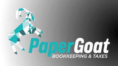 Paper Goat Bookkeeping & Taxes - Bookkeeping - 250-420-7590