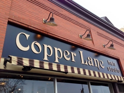 Copper Lane Hair Studio - Hairdressers & Beauty Salons - 403-782-3038
