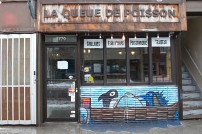 La Queue De Poisson Inc - Poissonneries - 514-507-8245