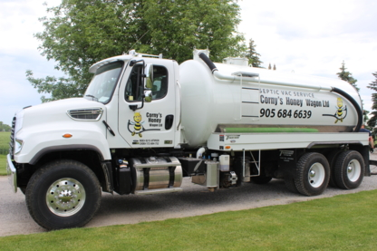Corny's Honey Wagon Ltd - Septic Tank Cleaning - 905-684-6639