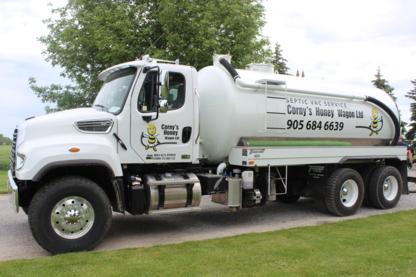 Corny's Honey Wagon Ltd - Septic Tank Installation & Repair - 905-684-6639