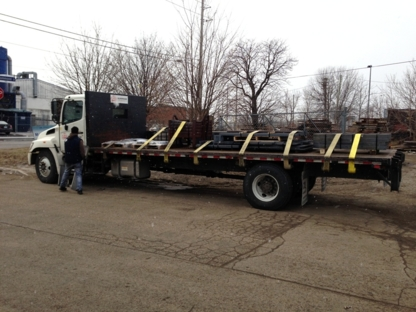 Oldershaw Steel Services Inc - Ateliers d'usinage - 416-255-0194