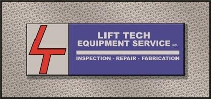 Lift Tech Equipment Service - General Rental Service - 905-664-5454