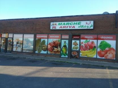 Marché Ariya - Gourmet Food Shops
