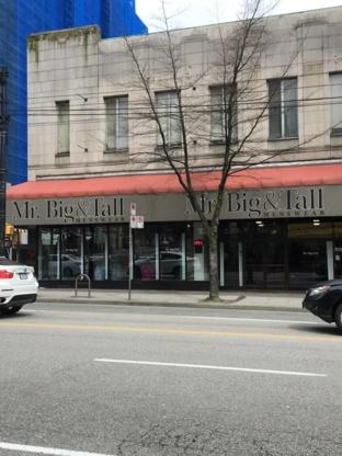 Mr.Big & Tall Menswear - Men's Clothing Stores