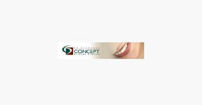 Concept Dental Centre - Dentistes - 250-564-5051