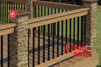 Pro du Patio - Decks - 418-809-4422