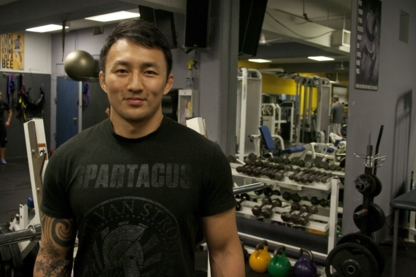 Spartacus Athletic Club - Fitness Gyms - 604-254-6267