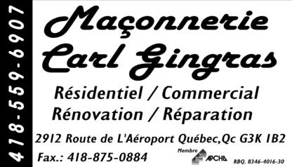 View Carl Gingras Maçonnerie's Québec profile