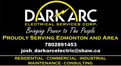 DarkArc Electrical Services Corp - Électriciens
