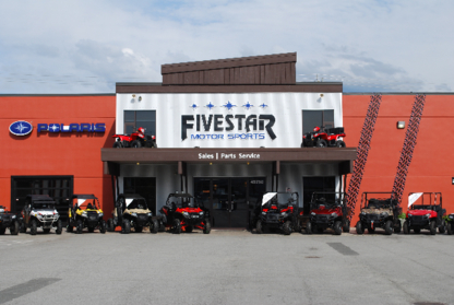 Five Star Motor Sports Ltd - All-Terrain Vehicles