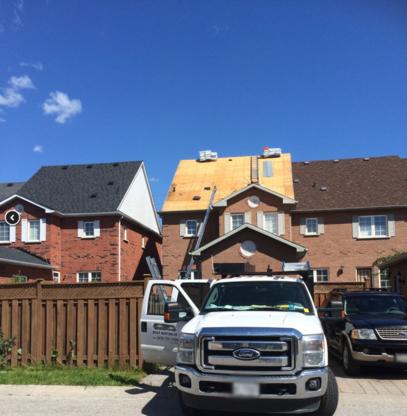 Built Roof - Roofers - 416-737-1109