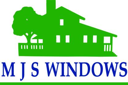 M J S Windows - Home Improvements & Renovations - 705-435-9011