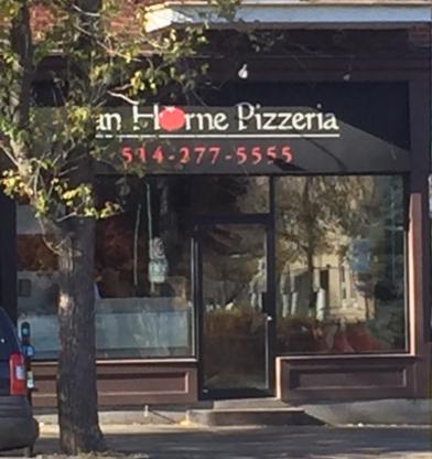 Van Horne Pizzeria - Restaurants grecs - 514-277-5555