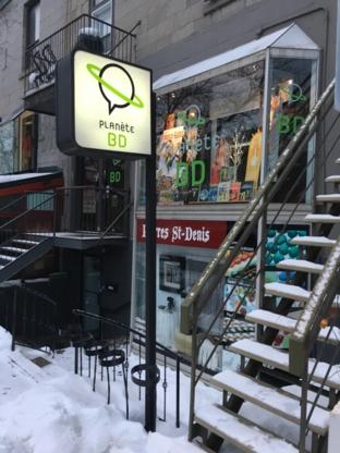 Librairie Planète BD - Book Stores