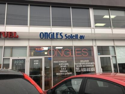 Ongles Soleil Av - Nail Salons - 450-812-3235