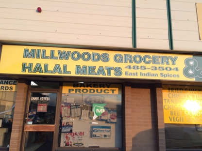 Millwoods Grocery & Halal Meat Inc - Meat Wholesalers