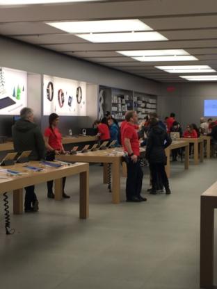 Apple Canada Inc - Computer Stores - 514-694-6407