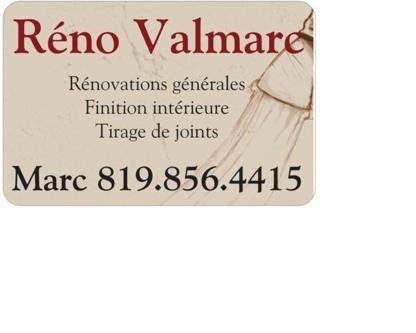 Réno Valmarc - Plâtriers