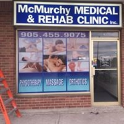 Mcmurchy Medical & Rehab Clinic - Physiotherapists - 905-455-9075