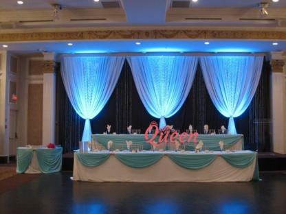 Queen Wedding Decor - Wedding Planners & Wedding Planning Supplies - 647-631-2227