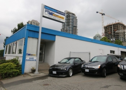 Midvan Collision - Auto Body Repair & Painting Shops - 604-294-1728
