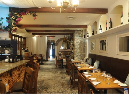 Colossus Greek Taverna (Oakville) - Seafood Restaurants