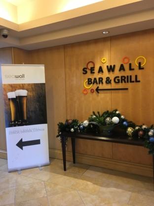 Seawall Bar & Grill - Restaurants - 604-691-6967