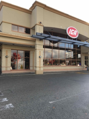 Market Place IGA - Grocery Stores - 604-514-8301
