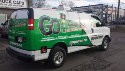 Go! Glass & Accessories - Auto Glass & Windshields