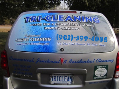 Tri-Cleaning - Window Cleaning Service - 902-599-4088