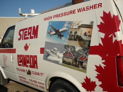 Steam Canada Carpet - Air Quality Services