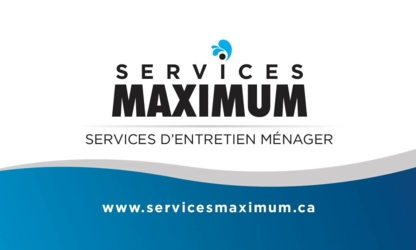 Services Maximum - Commercial, Industrial & Residential Cleaning - 514-898-0890