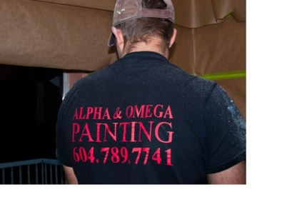 Alpha & Omega Painting - Painters - 604-789-7741