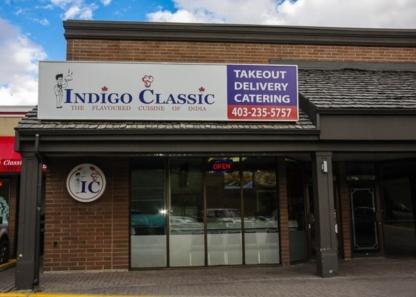 Indigo Classic - Restaurants - 403-235-5757