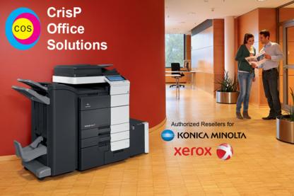 CrisP Office Solutions - Photocopiers & Supplies