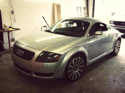 Carrosserie Pro Street - Réparation de carrosserie et peinture automobile - 579-720-9020