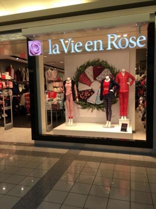 La Vie en Rose - Magasins de lingerie - 604-678-8620
