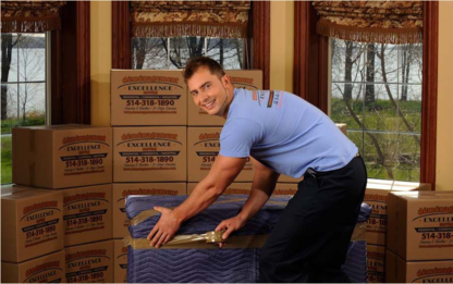 Demenagement Excellence - Moving Services & Storage Facilities - 514-733-0444