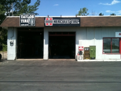 Taylor Tire - Tire Retailers - 705-526-3141
