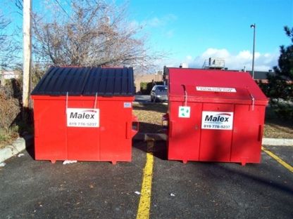 Services Matrec - Waste Bins & Containers
