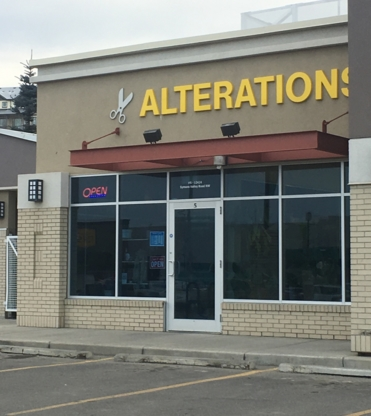 Creekside Alterations & Repairs - Clothing Alterations