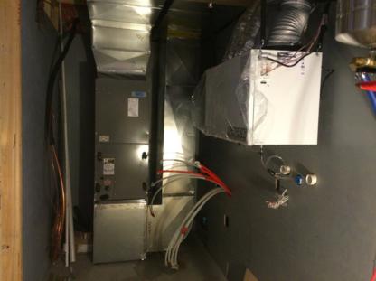 Ventilation Ferblanterie FB Inc - Ventilateurs de maison - 418-570-1121