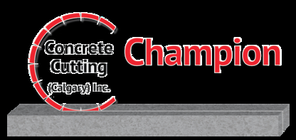 Champion Concrete Cutting (Calgary) Inc - Windows - 403-277-2233
