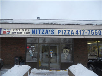 Nitza's Pizza - Greek Restaurants - 780-417-7550