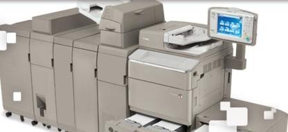 Solutions d'affaires de la Capitale inc - Photocopieurs et fournitures